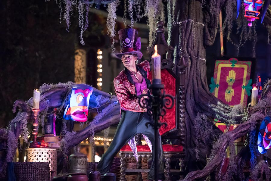 Parade View Dining Package and Dessert Party coming to Oogie Boogie Bash