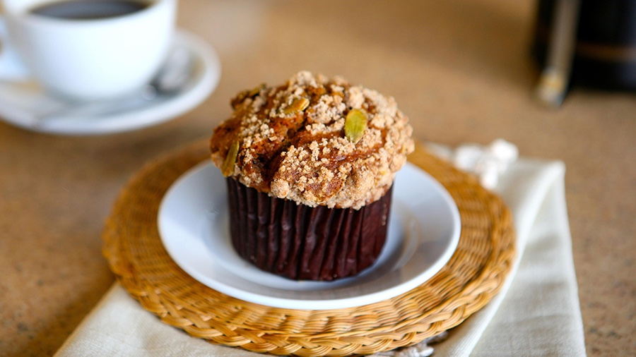 Pumpkin Streusel Muffins From Disneyland You Can Make At Home!
