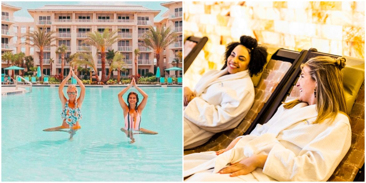 Celebrate National Relaxation Day on August 15th with St. Somewhere Spa at Margaritaville Resort Orlando