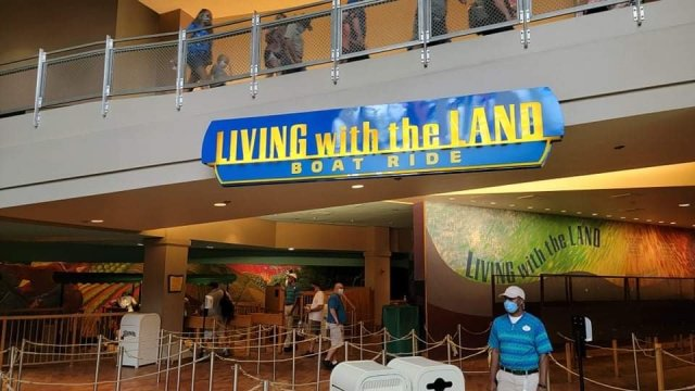 Living with the Land finally reopens after being closed for almost 2 weeks 1