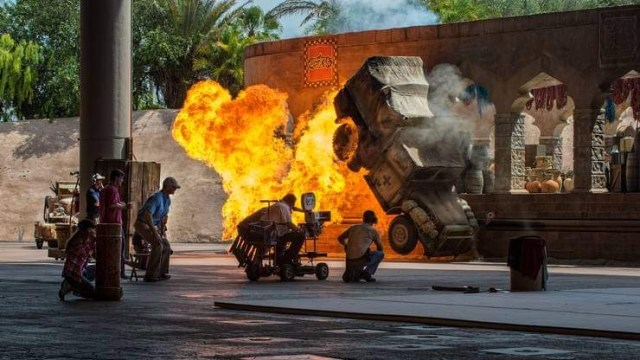Cast Members being recalled as rehearsals beginning soon for Indiana Jones Epic Stunt Spectacular 2