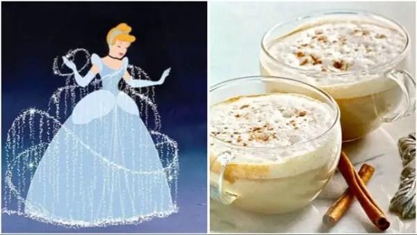 Cinderella Latte
