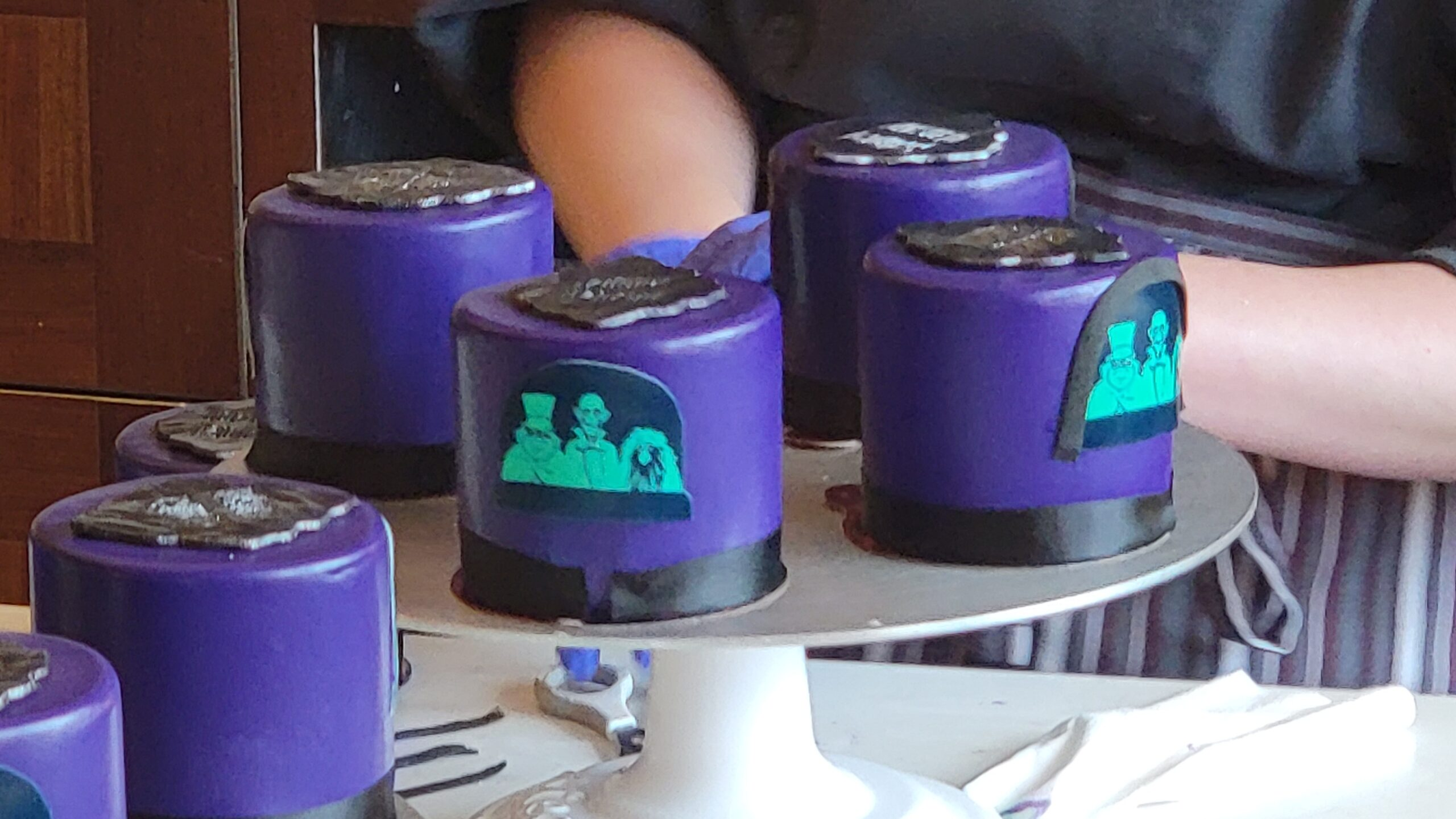 New Haunted Mansion Cake from Amorettes is a chocolate lovers dream 2