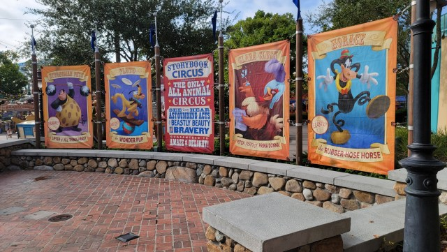 Storybook Circus tent refurbishment is now complete for 50th Anniversary 5
