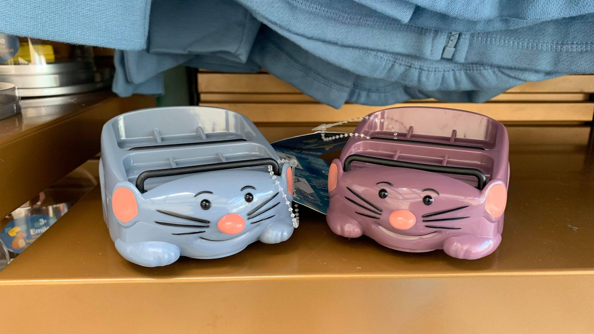 First look at the new Remy's Ratatouille Adventure line of merch coming soon! 20