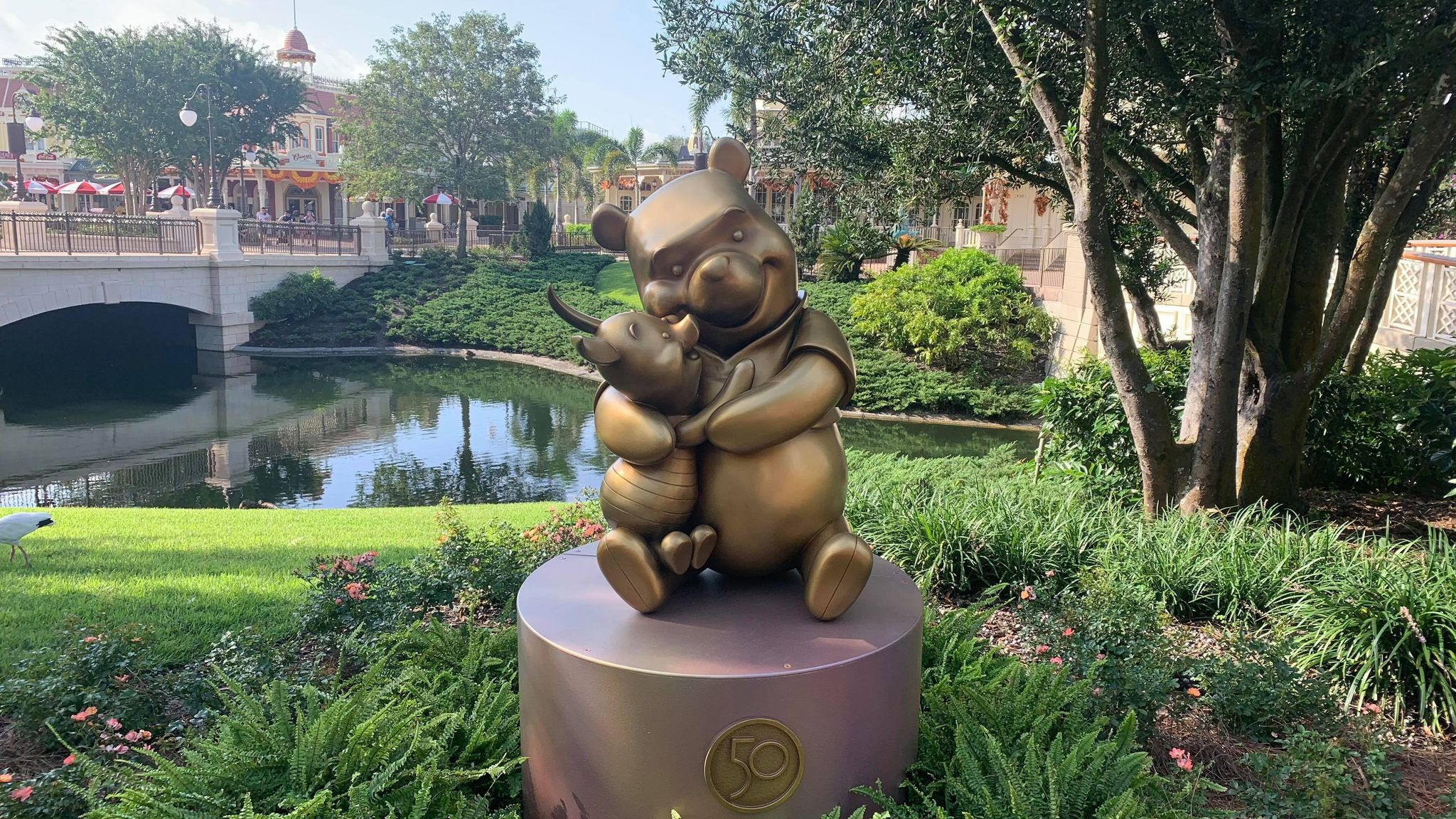 First Look: Disney Fab 50 statues now on display in the Magic Kingdom 8