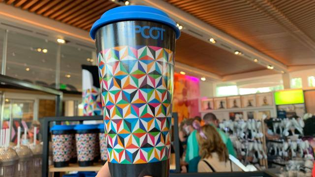 First Look at the All-New Merchandise at the Creations Shop in Epcot 17