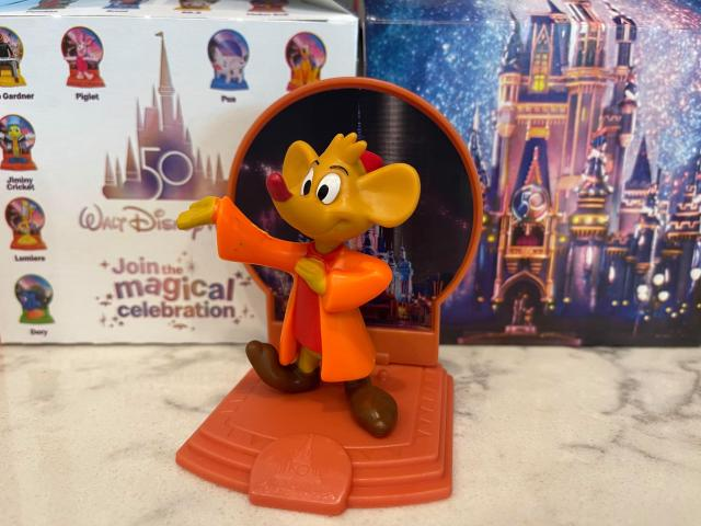 Disney World 50th Anniversary Happy Meal Toys Are Now at McDonald's 3