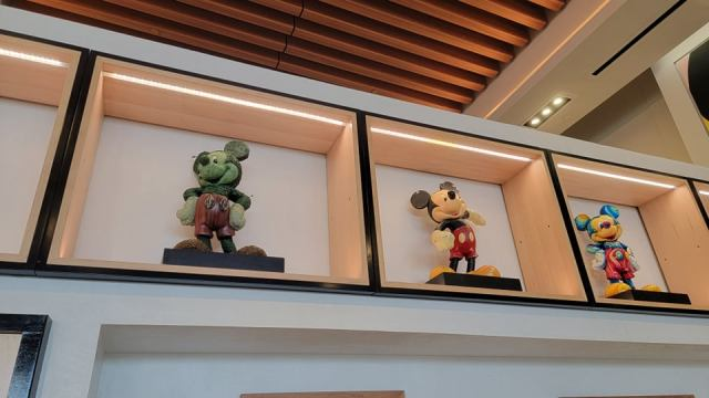Look inside the new Creations Shop in Epcot 3