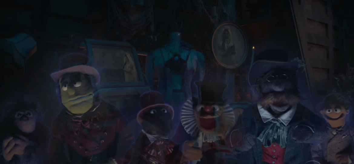 Trailer for 'Muppets Haunted Mansion' is Out Now!