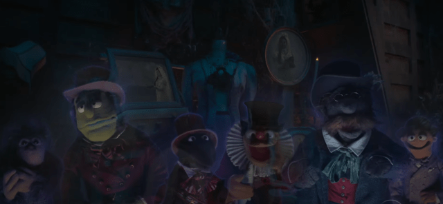 Trailer for 'Muppets Haunted Mansion' is Out Now! 1