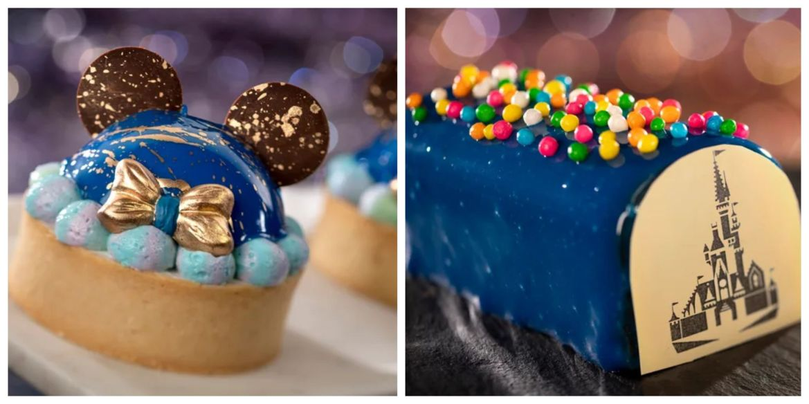 First look at the Disney World 50th Anniversary Foods