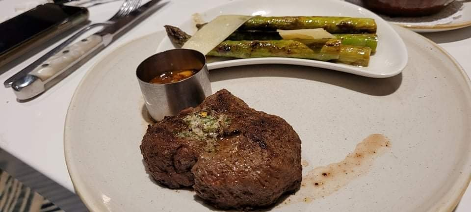Look inside the all new Steakhouse 71 in Disney's Contemporary Resort 17