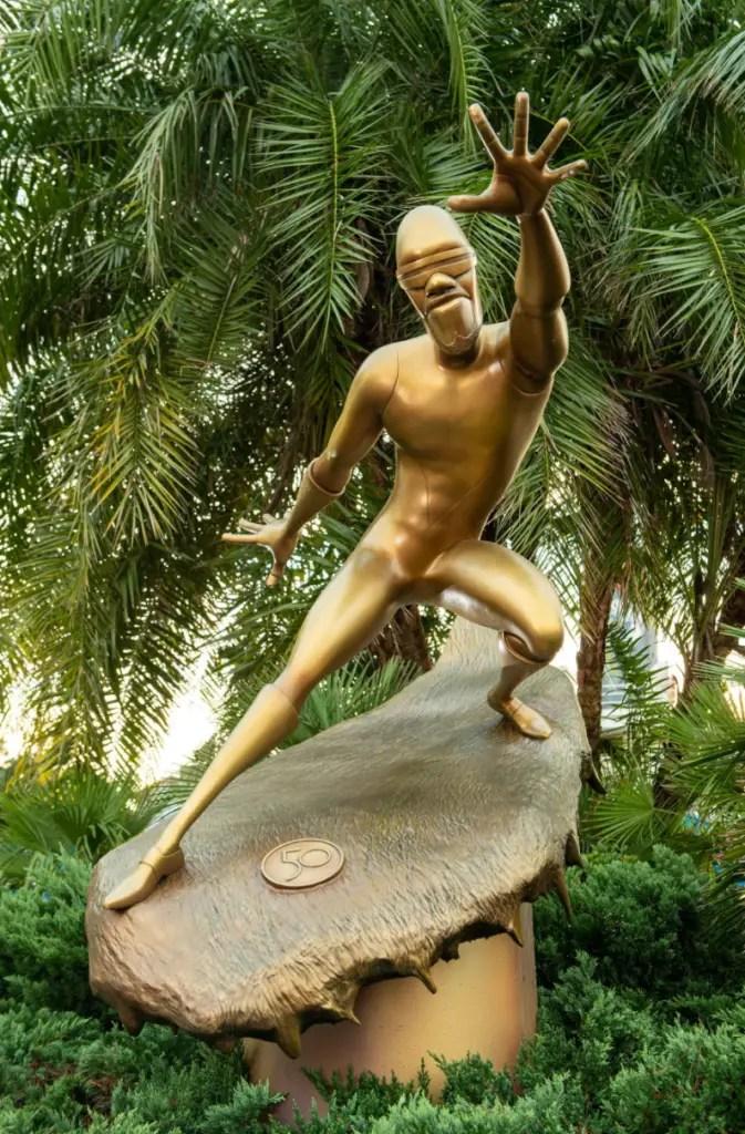 Disney Fab 50 Statues arrive in Hollywood Studios 3