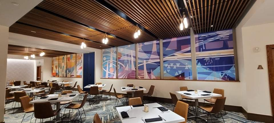 Look inside the all new Steakhouse 71 in Disney's Contemporary Resort 7