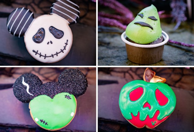 Halloween Themed Snacks & Treats you don't want to miss at Disneyland 15