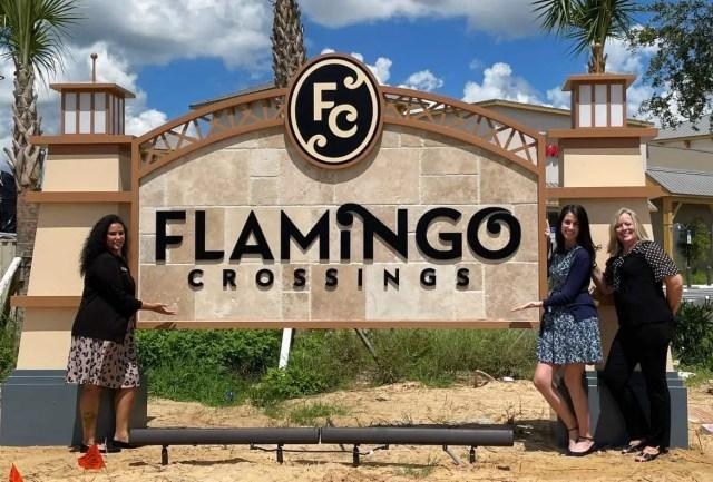 More Restaurants & Retail locations added to Flamingo Crossings near Disney World 1