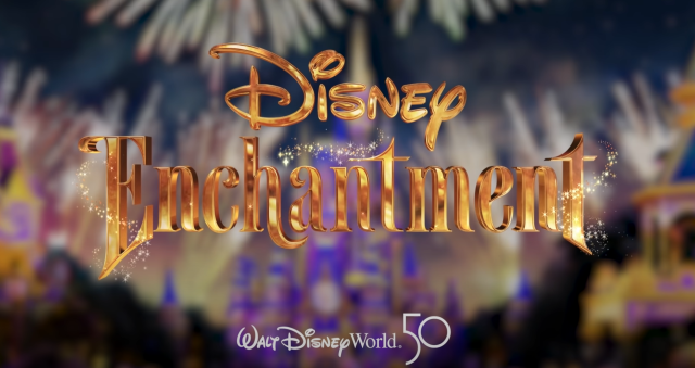 First look at the Main Street Projections for Disney Enchantment 2