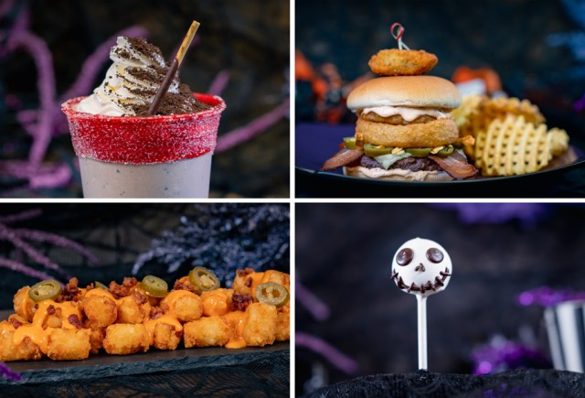 Halloween Themed Snacks & Treats you don't want to miss at Disneyland 11