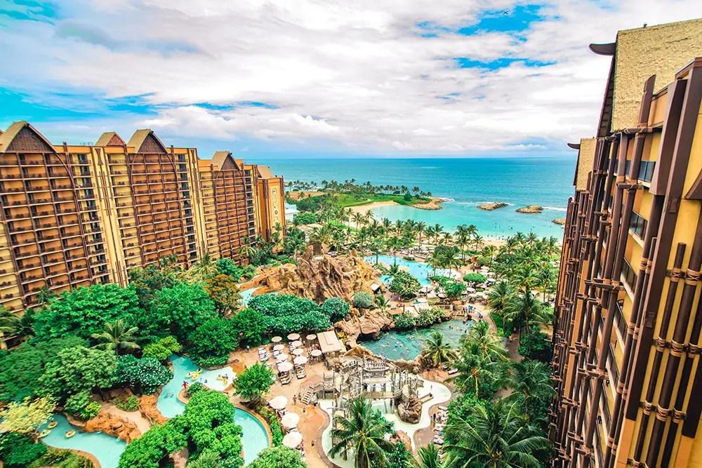 Disney's Aulani Resort offers fall travel deals