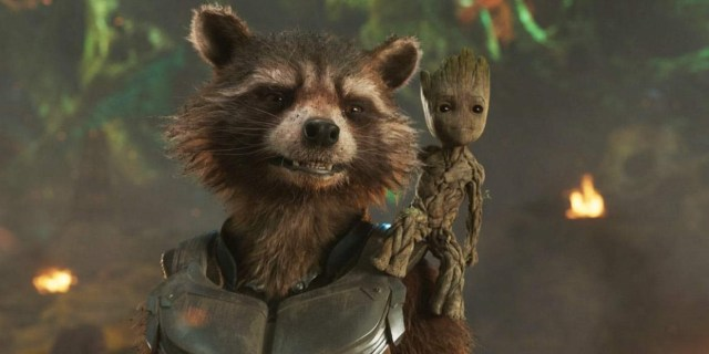 Rocket & Groot Join Disney Fab 50 Character Statues at EPCOT 3