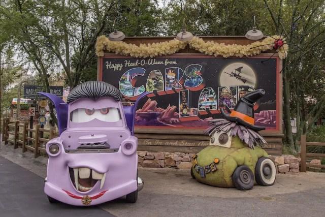 Halloween Time has come to Disneyland 29
