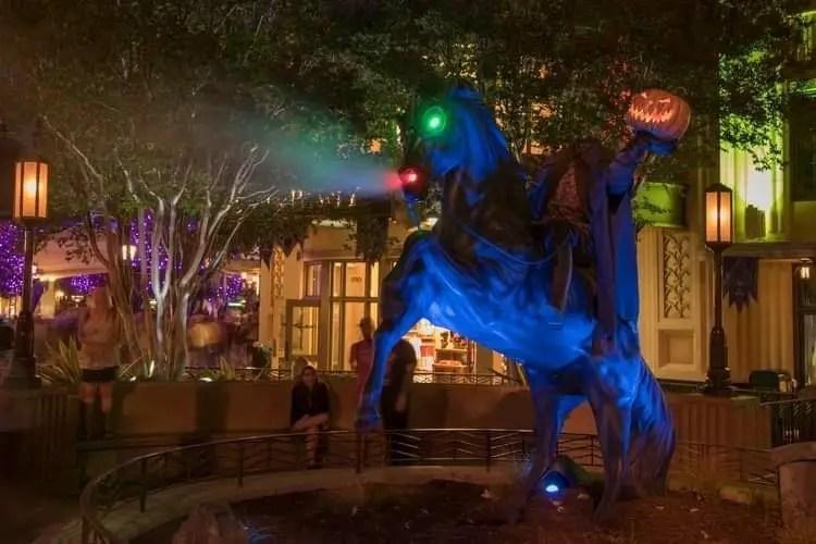 Halloween Returns to the Disneyland Resort 16