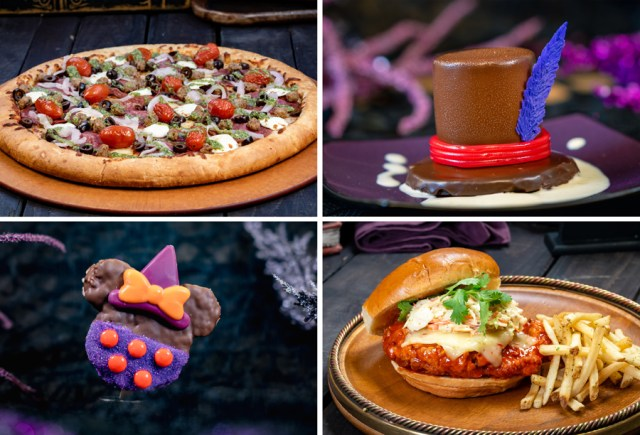 Halloween Themed Snacks & Treats you don't want to miss at Disneyland 2