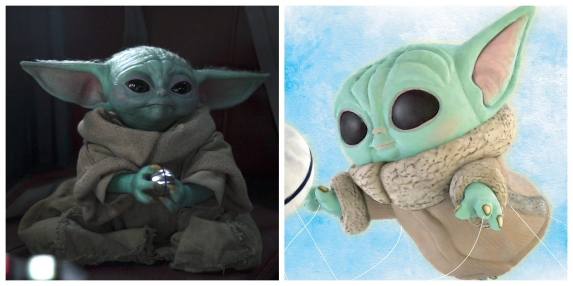 Baby Yoda is coming to Macy's Thanksgiving Day Parade!
