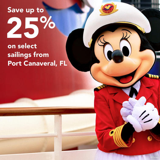 Travel + Leisure Readers Award Disney Cruise Line as the World's Best Cruise Line 5