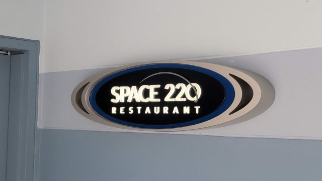 Space 220 in Epcot is now using a Virtual Queue System 2