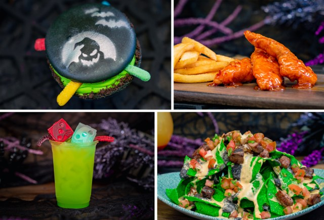 Halloween Themed Snacks & Treats you don't want to miss at Disneyland 9