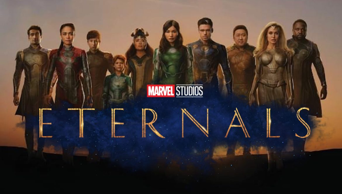 Marvel Studios' Confirms 'Eternals' Will Premiere Exclusively in Theaters