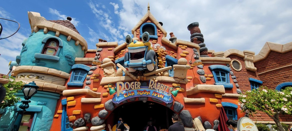 Disneyland updating Roger Rabbit Ride with Jessica Rabbit in lead role