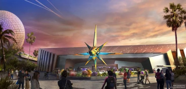 Epcot making the shift from Lands to Neighborhoods on October 1st 4