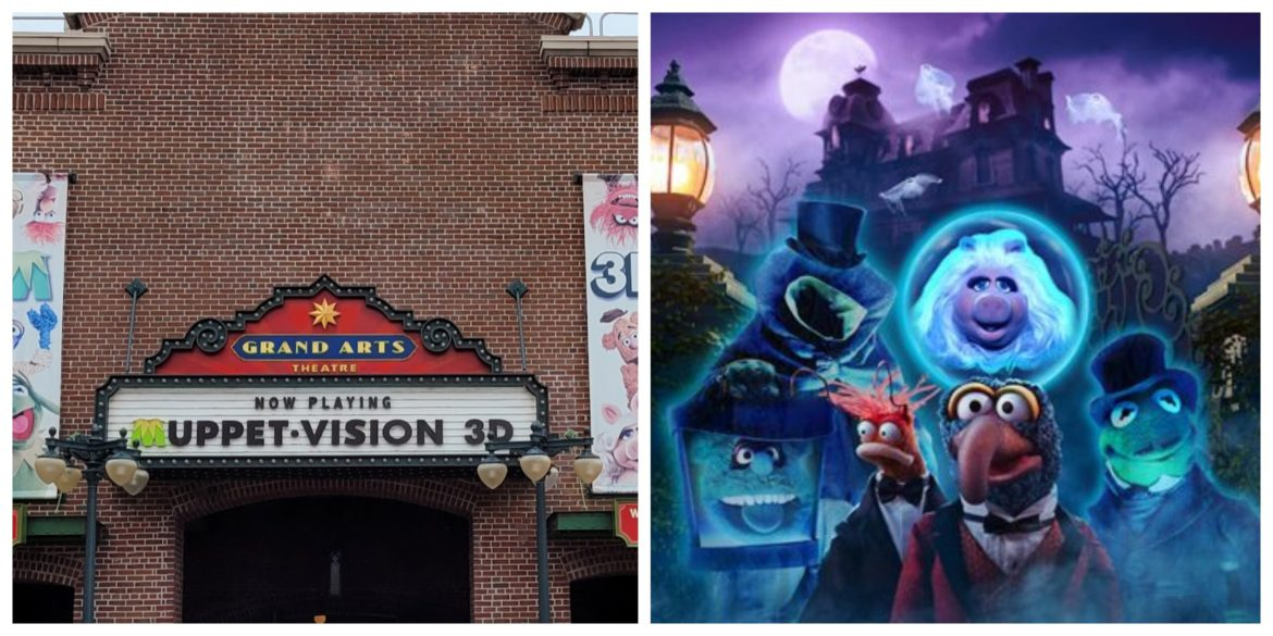 Muppets Haunted Mansion preshow and more coming to Disney Theme Parks!