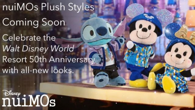 50th Anniversary nuiMOs Styles Coming Soon to Disney 1