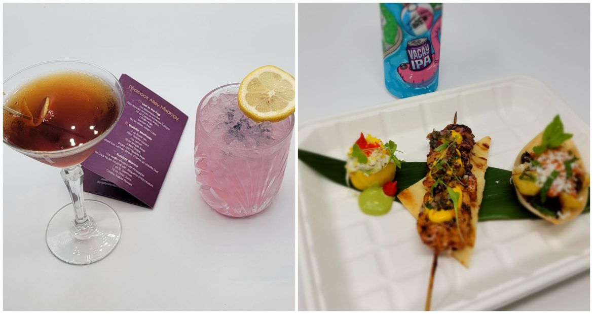 Bonnet Creek Epicurious Dining Experience is perfect for the Food & Beverage Lover