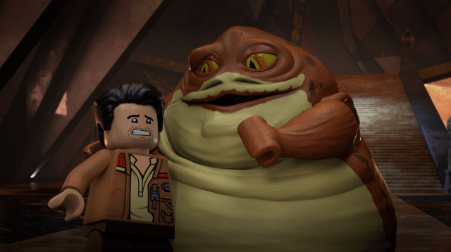 'LEGO® Star Wars Terrifying Tales' is Coming to Disney+ This October 2