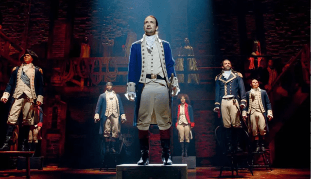 'Hamilton' Wins the Only Emmy for Disney During the 73rd Emmy Awards Show 1