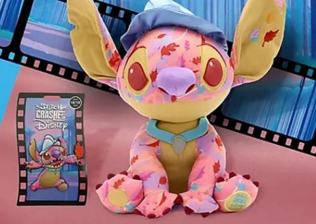 Stitch Crashes Disney as Pocahontas This October 1