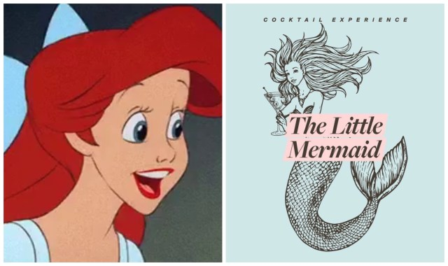 Little Mermaid Themed Cocktail Experience is Coming to a City Near You 1