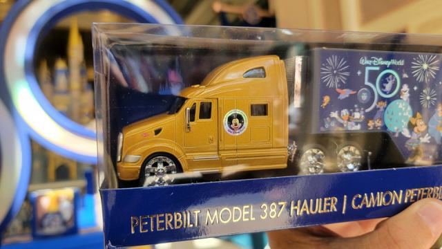 50th Anniversary Toy Truck Hauls Its Way to Walt Disney World 2
