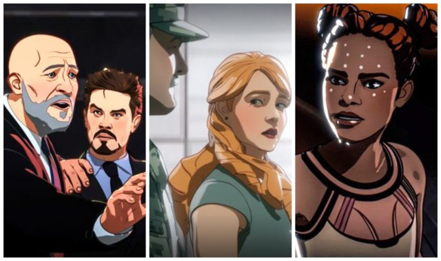 Marvel Studios' 'What If...?' Replaces 'Iron Man' Characters with New Voice Actors 1