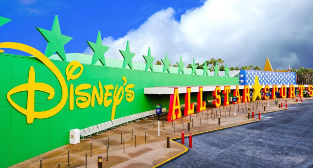 Disney's All-Star Sports will remain closed indefinitely as it receives update 1