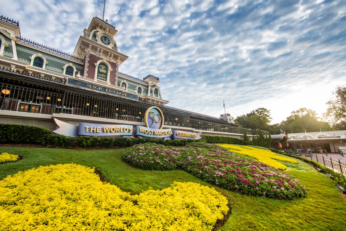Disney Adds more park pass reservations for October except 50th Anniversary