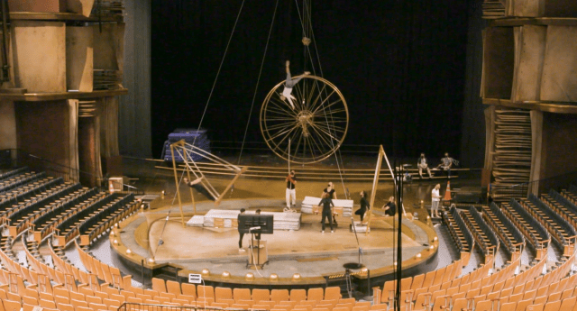 Behind the scenes look at Cirque du Soleil's new show Drawn to Life 1