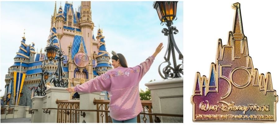 Sneak Peek at new EARidescent Collection coming to Walt Disney World