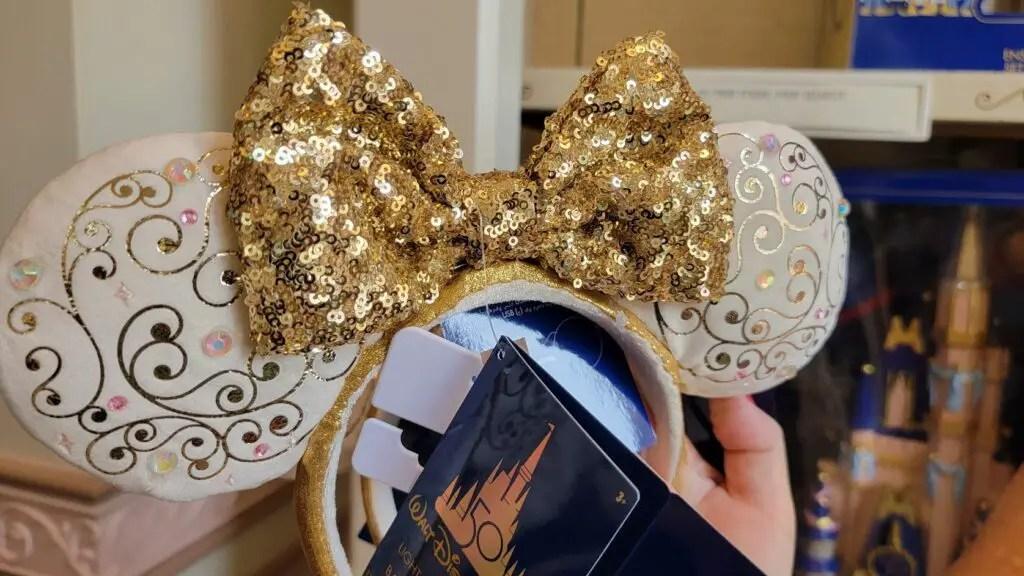 Disney World 50th Anniversary Collections at the Magic Kingdom 6