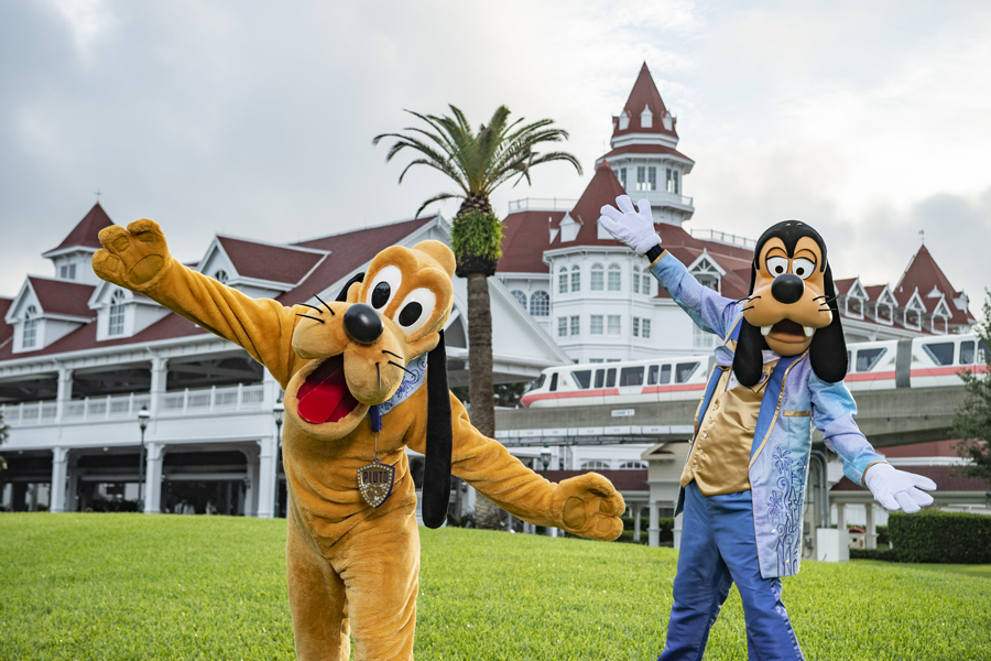 Extra Pixie Dust for guests staying on property for Disney World 50th Anniversary